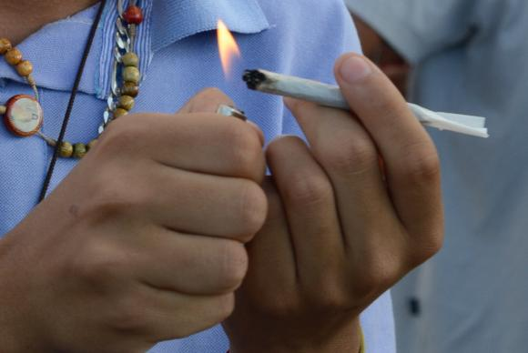 Ministros do STF discutem se a criminalização do porte de drogas fere o direito à vida privada (Valter Campanato/Agência Brasil)