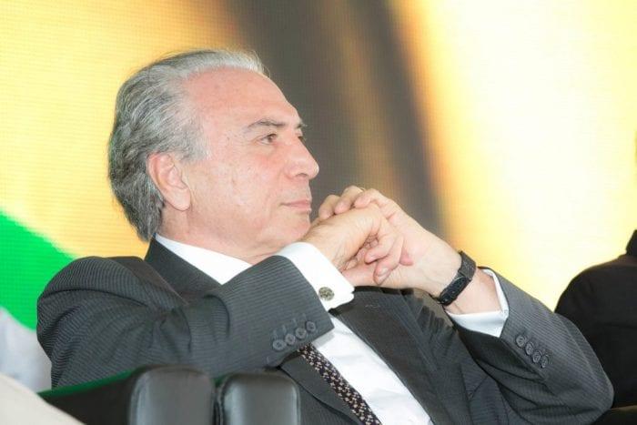 """Vice-presidente afirma que """"nguém vai resistir três anos e meio com esse índice baixo"""" (Romério Cunha/ VPR)"""