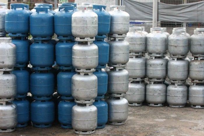 Gás de cozinha - foto da Agência Brasil