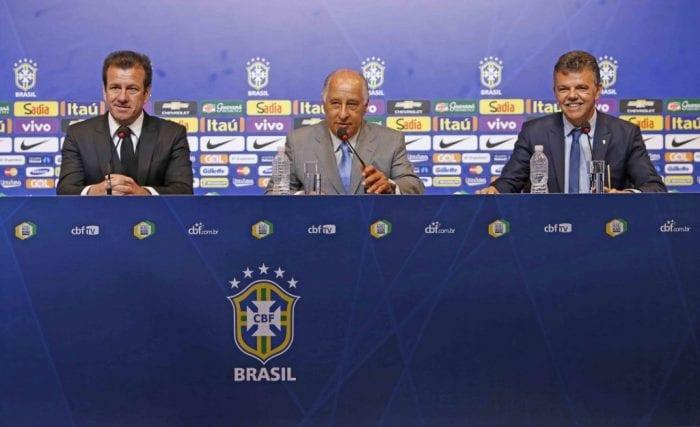 Dunga apresenta lista de convocados (Rafael Ribeiro/CBF)
