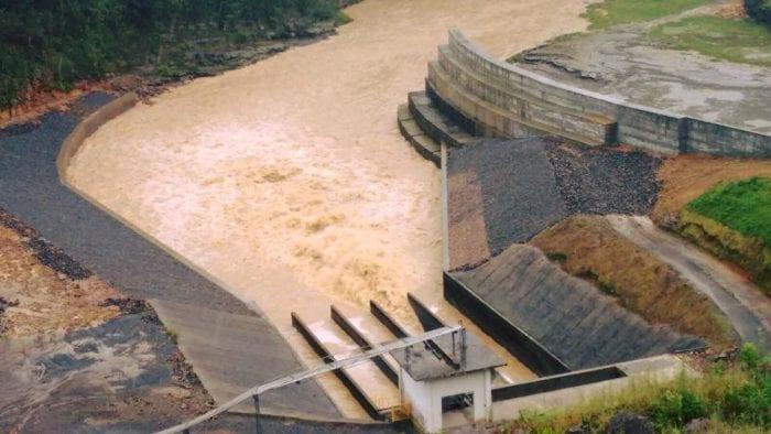 Barragem de Ituporanga (SDC Ituporanga)