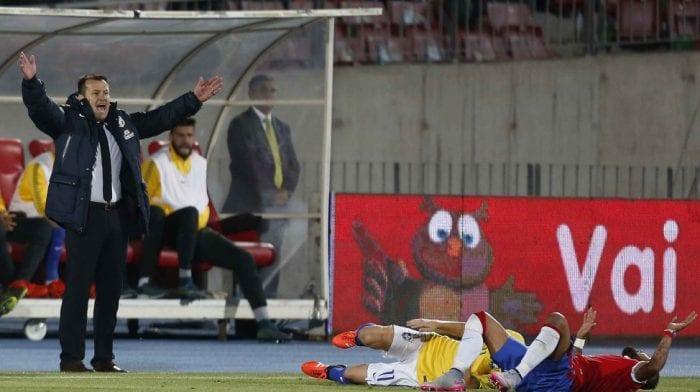 Técnico da Seleção Brasileira, Dunga (Rafael Ribeiro / CBF)