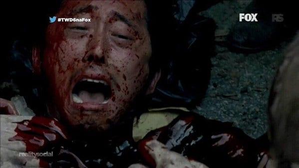 Suposta morte de Glenn Rhee