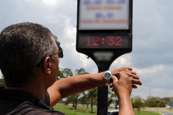 Horário de verão representa redução da demanda de 4% a 5%, em média (Arquivo/Agência Brasil)