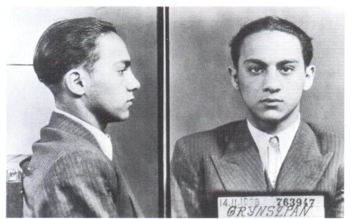 GRANDE EXERCÍCIO - O atentado de Herschel Grynszpan contra Ernst Vom Rath foi o grande exercício de Propaganda do ministro Goebbels.