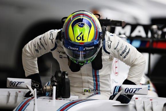Massa: Pneus macios prejudicaram desempenho do brasileiro da Williams, que terminou apenas em sexto (Williams F1)