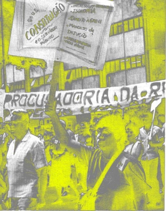 DEUS, CONSTITUIÇÃO E SERVIDOR PÚBLICO – A Constituição de 1988 ampliou e distribuiu benefícios: ingresso por concurso público, isonomia, direito a greve, mandado de injunção, aposentadoria mais digna.