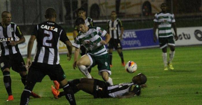 Metropolitano sofre derrota para o Figueirense (Assessoria do Metropolitano)