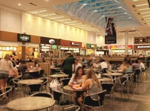 Praça de alimentação do Neumarkt