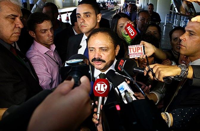 Waldir Maranhão (PP-MA) é presidente interino da Câmara (Antonio Augusto / Câmara dos Deputados)