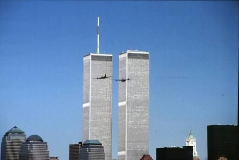 """""""9/11"""" tornou-se o símbolo de uma era caracterizada por conflitos difusos. Fonte da Imagem: The New York Times."""