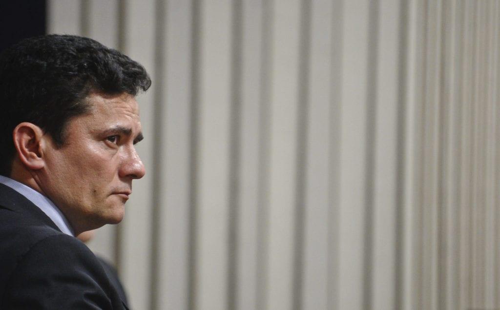 Juiz federal Sérgio Fernando Moro, responsável por 40 sentenças na Lava Jato (Marcos Oliveira/Agência Senado)
