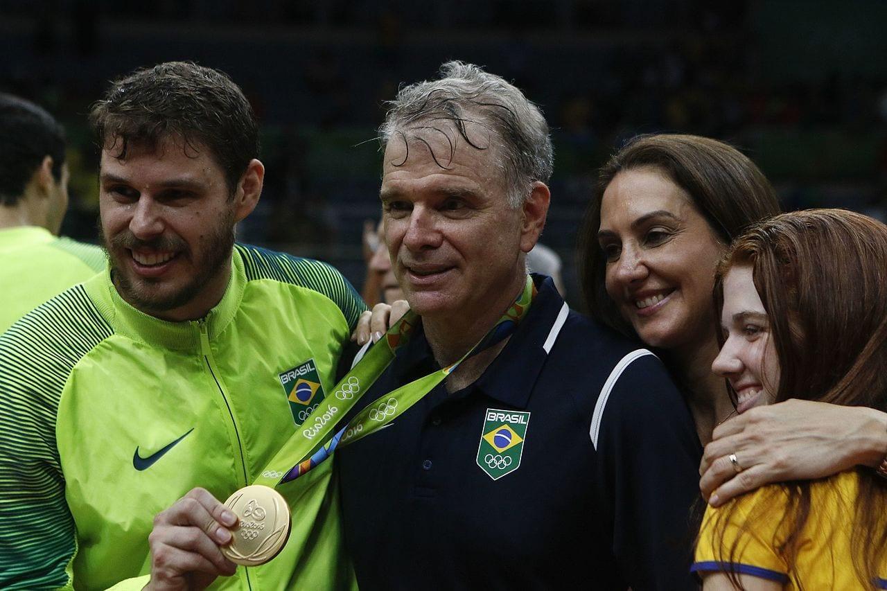 Bernardinho deixa Seleção (Fernando Frazão/Agência Brasil)