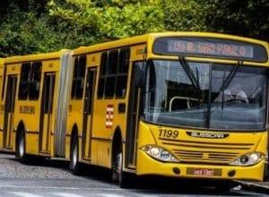 Ônibus articulado do Siga (Fabio Julio)