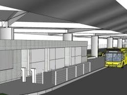 Projeto dos novos terminais (PMB)
