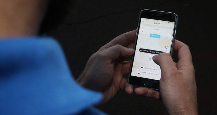 Aplicativo Uber já pode ser utilizado em Blumenau