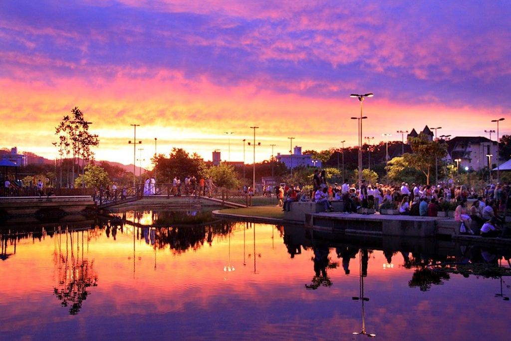 Parque Ramiro Ruediger - foto de Marcelo Martins