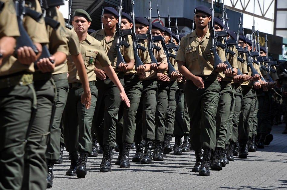 23º Batalhão de Infantaria - foto do Eraldo Schnaider