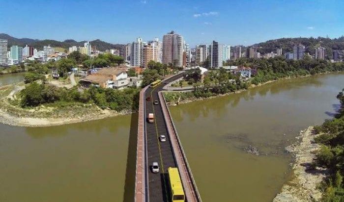 Ponte Norte-Sul terá processo licitatório suspenso