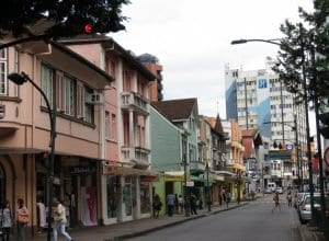 Rua 15 de Novembro - foto de Marcelo Martins