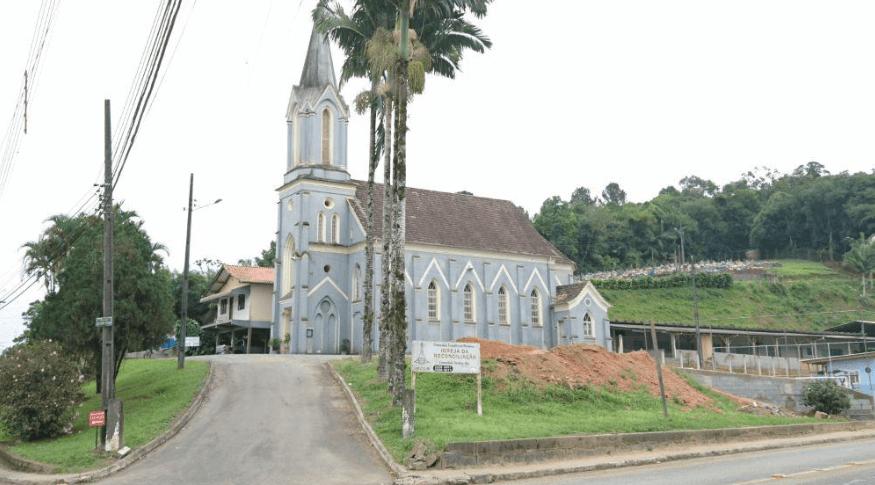 Igreja Luterana da RuaGuilherme Scharf
