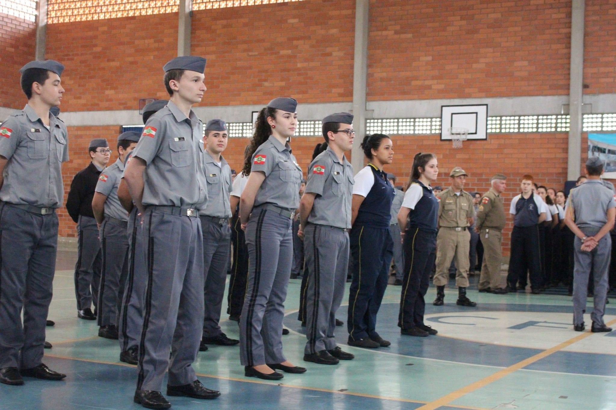 Colégio da PM-PI abre vagas para ingresso no Ensino Médio