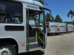 Transporte coletivo ônibus (Eraldo Schnaider)