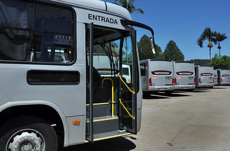 Transporte coletivo terá duas paralisações nesta quinta-feira (Eraldo Schnaider)