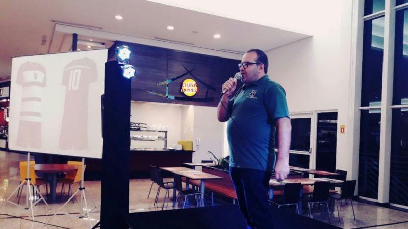 BEC apresenta projeto para temporada de 2018 (Maicon Nabil Chartouni)