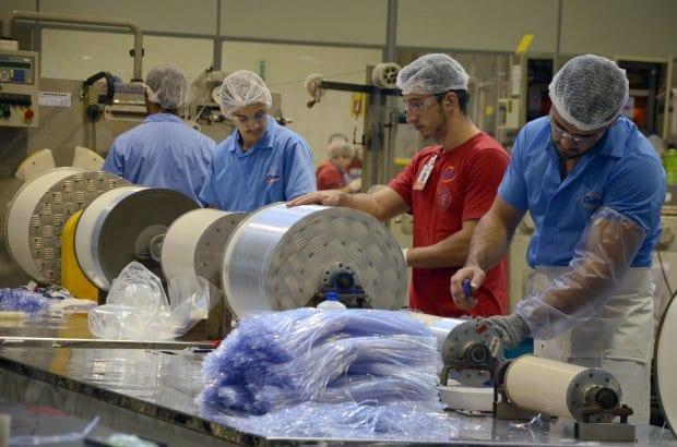 Blumenau segue gerando empregos (Jaqueline Noceti / Secom)