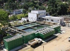 Regiões atendidas pela estrutura sofrerão com desabastecimento de água (Marcelo Martins)