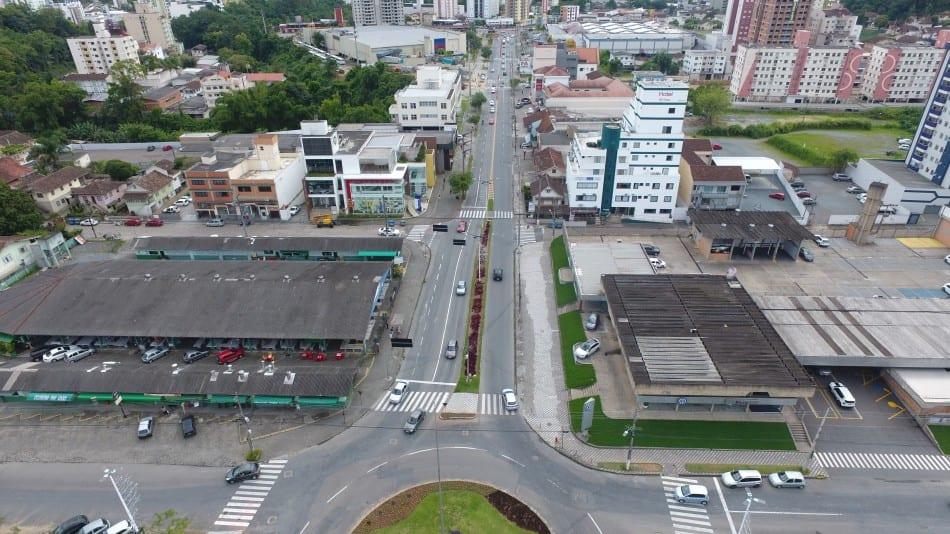 Interdição da Rua Humberto de Campos ocorrerá entre o Parque Vila Germânica e o Terminal da Proeb, das 8h às 18h (PMB)
