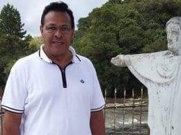 Domingos Meira Sagaz está desaparecido