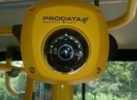 Novos dispositivos de reconhecimento facial (Ônibus Blumenau)