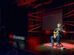 TEDx Blumenau (Blink Studios)