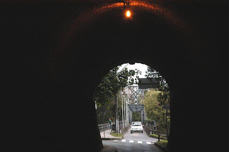 Túnel na Ponte de Ferro (Marcelo Martins)
