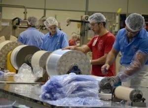 Indústria e outros setores serão beneficiados com redução de ICMS (Jaqueline Noceti/Secom)