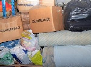 Donativos podem ser entregues pela comunidade em diversos pontos do município (Eraldo Schnaider)