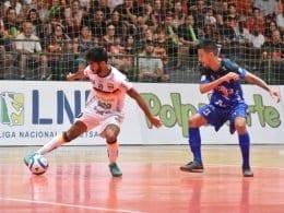 Ingressos para jogo da Liga Futsal já estão à venda
