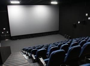 Sala de cinema nova instalada na Havan de Indaial (Assessoria Havan)