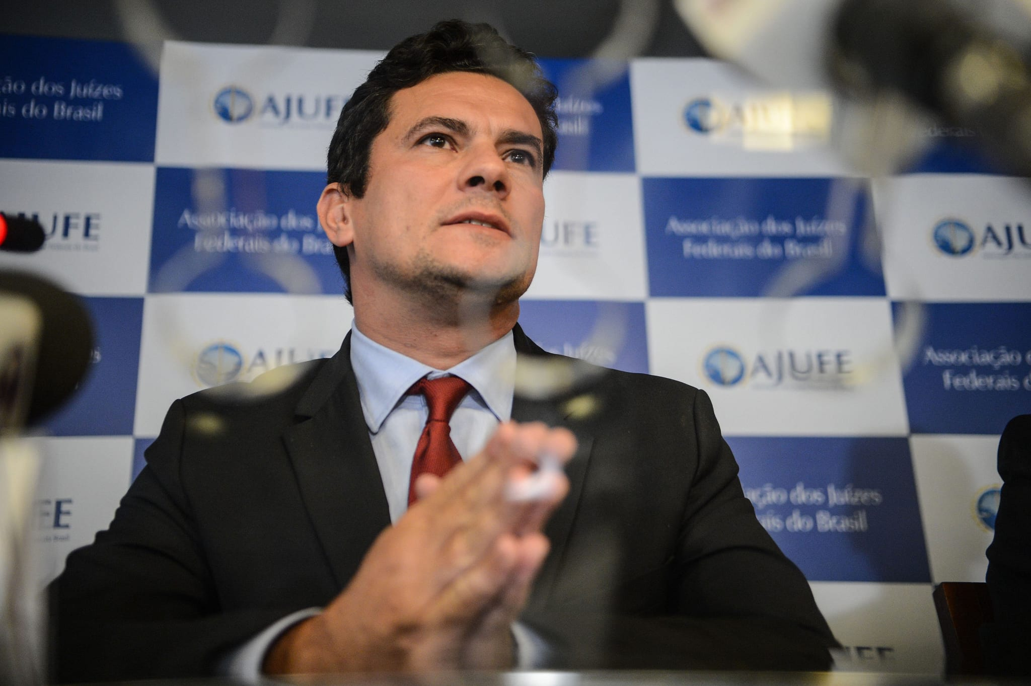 Juiz federal Sérgio Fernando Moro (Fabio Rodrigues Pozzebom/Agência Brasil)