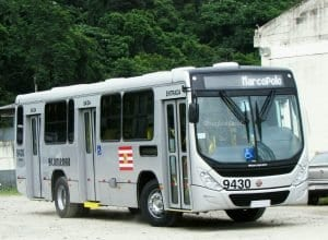Novos ônibus foram fabricados em Duque de Caxias (RJ) - foto de Douglas Couto