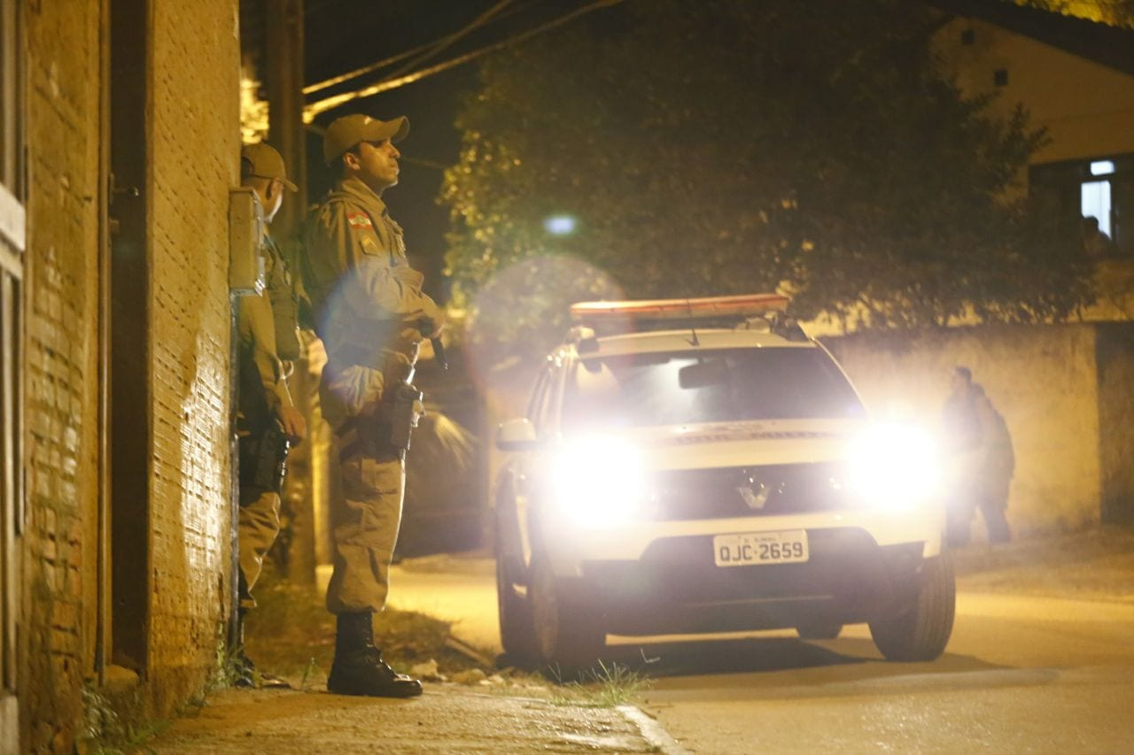 Polícia Militar - foto de Giovanni Silva