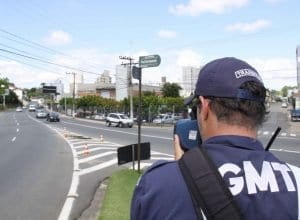 Radares são utilizados para fiscalização diariamente (Marcelo Martins)