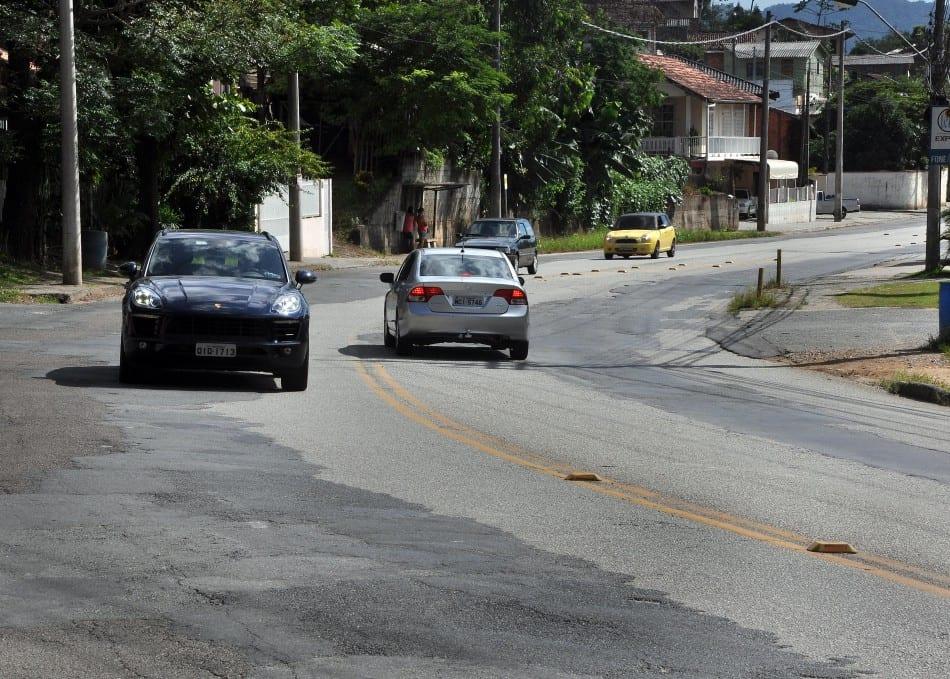 Rua Bahia (Eraldo Schnaider/PMB)
