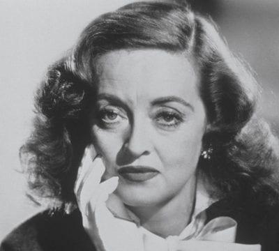 Atriz Bette Davis