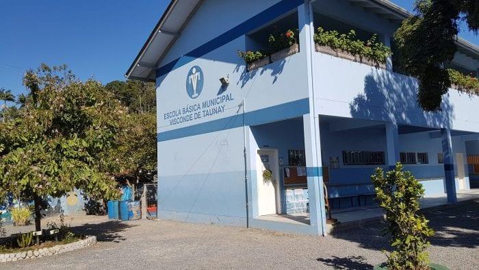 Escola Básica Municipal Visconde de Taunay
