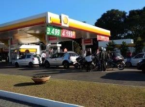 Alguns postos ainda comercializam combustíveis, mas devem ficar sem em breve