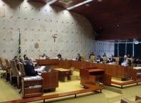 Sessão plenária do STF (Carlos Moura/SCO/STF)