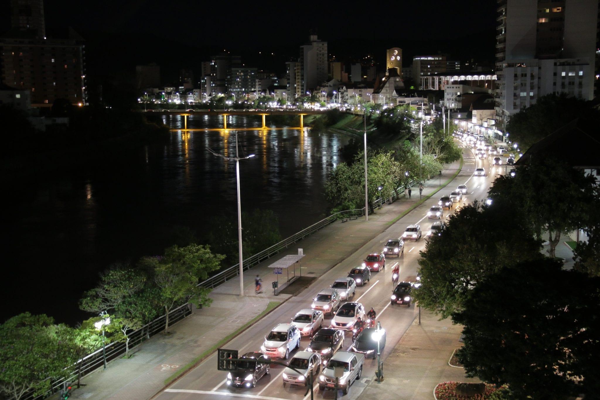 Avenida Presidente Castelo Branco (Leonardo Danezi - SQE Luz)